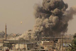 Thừa cơ Mỹ 'bỏ rơi' quân người Kurd, IS đồng loạt đánh bom tự sát nhiều nơi