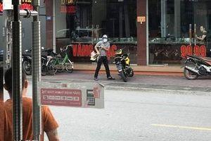 Vụ cướp tiệm vàng ở Quảng Ninh: Công bố hình ảnh đối tượng gây án