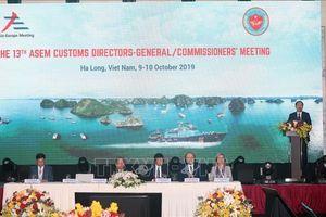 Hạ Long vinh dự là địa điểm tổ chức Hội nghị Tổng cục trưởng Hải quan ASEM 13