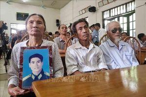 Công khai xin lỗi người bị oan sai trong vụ án giết người 40 năm trước