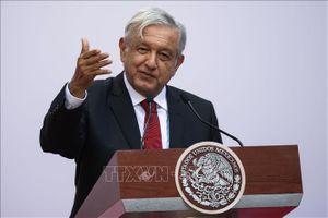 Tổng thống Mexico hối thúc Mỹ sớm phê chuẩn USMCA