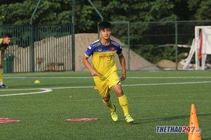 HLV Park Hang Seo chính thức điền tên sao Việt kiều vào danh sách đá UAE