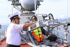 Hải quân Việt Nam tự làm bệ phóng tên lửa cho tàu tuần tra
