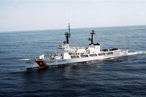 Cảnh sát biển Việt Nam chưa thể sớm nhận tàu John Midgett