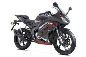 Sportbike 'chất như nước cất', giá gần 71 triệu đồng