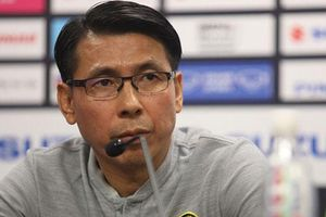HLV Tan Cheng Hoe tuyên bố Malaysia sẽ đá đẹp trước đội tuyển Việt Nam