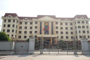 Thái Bình: Chỉ đạo thực hiện nghiêm kết luận của Thanh tra Chính phủ
