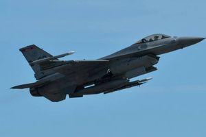 Máy bay chiến đấu F-16 của Mỹ gặp tai nạn tại Đức, phi công thoát chết