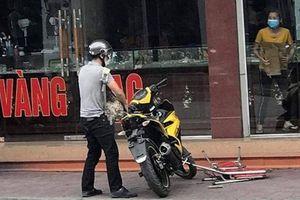 Quá khứ bất hảo của kẻ cướp tiệm vàng ở Quảng Ninh