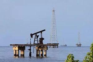 Giá dầu giảm 3 phiên liên tiếp