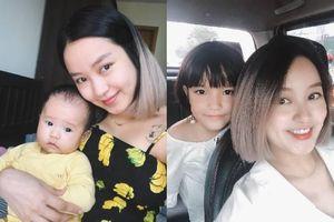 Sau trải lòng về bệnh tình, Mi Vân xúc động gửi lời cảm ơn dân mạng: 'Tôi thấy mình may mắn khi vẫn được nhìn thấy hai cô con gái khôn lớn'