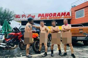 'Nude' trên Mã Pí Lèng: Bảo vệ môi trường có cần thiết phải trần truồng?
