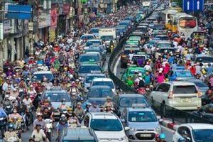 Hà Nội: Cố gắng không để ùn tắc kéo dài trên… 30 phút
