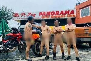 4 người đàn ông khỏa thân trên đèo Mã Pì Lèng: 'Ảnh hưởng tiêu cực đến thị giác, ô nhiễm môi trường văn hóa'