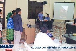 Tin hoạt động nghiệp vụ của VKSND tỉnh, địa phương