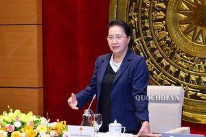Chủ tịch Quốc hội Nguyễn Thị Kim Ngân tiếp các Trưởng Cơ quan Đại diện Việt Nam ở nước ngoài nhiệm kỳ 2019 – 2022