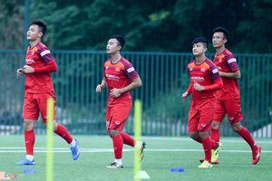 Danh sách U22 Việt Nam đấu UAE: Có Martin Lo, vắng Trọng Đại, Thanh Hậu