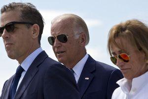 Con trai Biden dính đến công ty Trung Quốc bị Mỹ liệt vào danh sách đen
