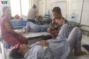 Bộ Y tế yêu cầu không chủ quan với dịch sốt xuất huyết