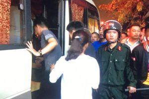 27 đối tượng bị bắt giữ tại sới bạc ở Bắc Kạn