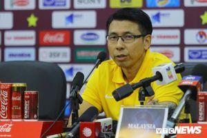 HLV Malaysia: 'Tuyển Việt Nam có phong độ tuyệt vời sau AFF Cup'