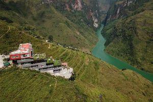 Đề xuất tháo dỡ toàn bộ phần nhô ra sông Nho Quế của nhà nghỉ Mã Pì Lèng Panorama