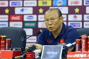 Đọc vị Malaysia, HLV Park Hang Seo tuyên bố tuyển Việt Nam sẽ thắng