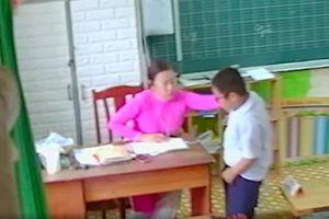 Cô giáo bạo hành học sinh ở TP.HCM: UBND quận Tân Phú lên tiếng
