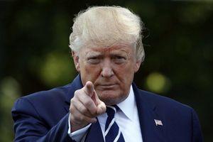 Tổng thống Trump tính dùng máy phát hiện nói dối để tìm người 'đâm sau lưng'