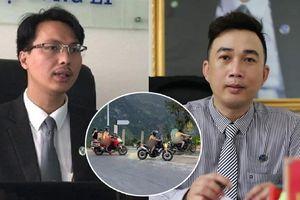 Nhóm người 'cởi truồng' trên đèo Mã Pì Lèng có thể bị xử phạt 50 triệu đồng