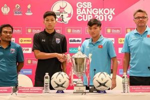 'U19 Việt Nam sẽ hạ U19 Thái Lan, vào chung kết GSB Bangkok Cup'