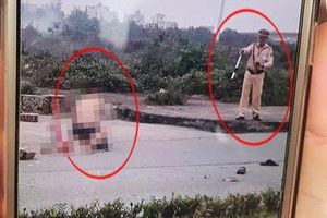 CSGT đứng nhìn nam thanh niên sát hại bạn gái bị giáng cấp quân hàm từ trung tá xuống đại úy