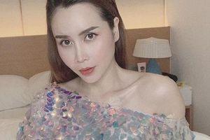 Nhan sắc gợi cảm tuổi 36 của Lưu Hương Giang