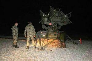 Thổ Nhĩ Kỳ bất ngờ triển khai tên lửa phòng không khóa chặt bầu trời Bắc Syria