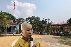 'Tài sản của sư Toàn' thuộc về giáo hội