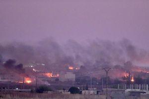 Thổ Nhĩ Kỳ chiếm được các mục tiêu chỉ định ở Syria