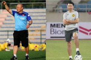 Thầy Park không hài lòng với HLV đội tuyển Malaysia