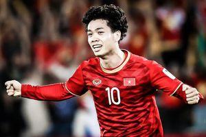 Lịch thi đấu vòng loại World Cup 2022: Việt Nam gặp Malaysia
