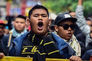 Hàng trăm Ultras Malaysia sẽ có mặt ở sân Mỹ Đình