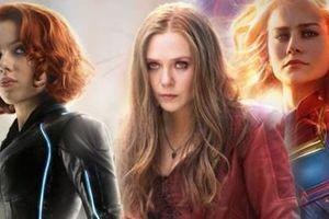 Brie Larson nói về khả năng phim Marvel chỉ toàn nhân vật nữ