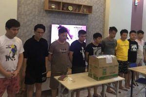 Truy tìm đối tượng cầm đầu nhóm người Trung Quốc nhập cảnh trái phép