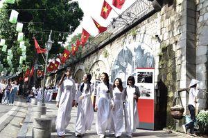 'Ký ức Hà Nội - 65 năm': Tái hiện khí thế hào hùng của dân tộc