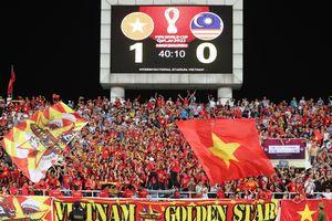 Việt Nam thắng nghẹt thở trước Malaysia