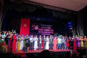 Nhà hát múa rối Thăng Long kỷ niệm 50 năm thành lập