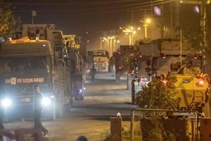 Thổ Nhĩ Kỳ tấn công Syria