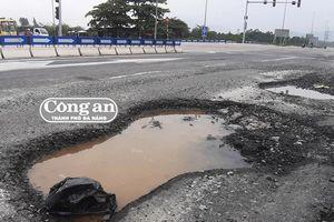 Sửa chữa cao tốc Đà Nẵng - Quảng Ngãi phải hoàn thành trước 15-10