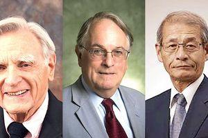 Nobel Hóa học vinh danh công trình nghiên cứu pin lithium-ion