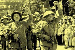 Hào hùng 7 lần giải phóng Thủ đô trong lịch sử dân tộc