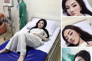 Nghe tin bạn trai tới bệnh viện thăm, cô gái làm hành động lạ gây sốc