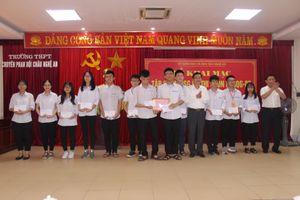 Nghệ An: Khai mạc tập huấn học sinh dự thi chọn HSG quốc gia, quốc tế
